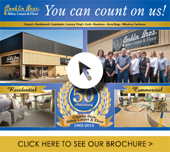 Conklin Bros. 50th Anniversary brochure